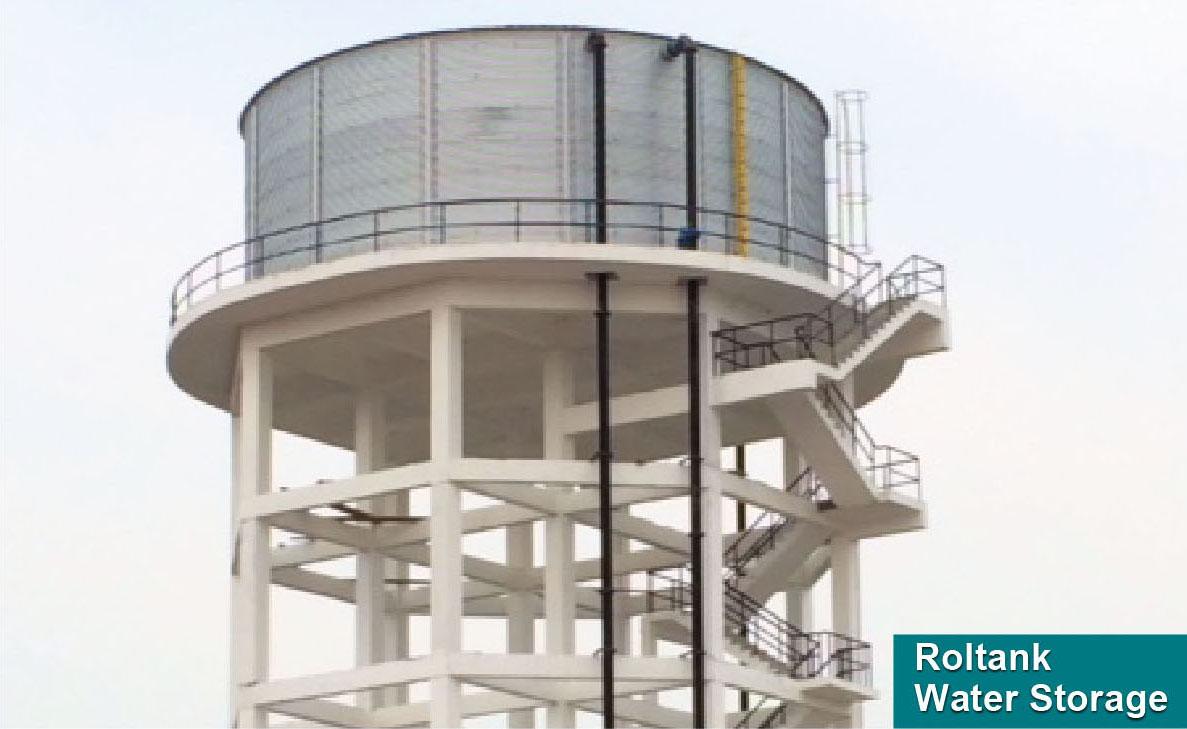 ROLTANK Large Storage Tanks