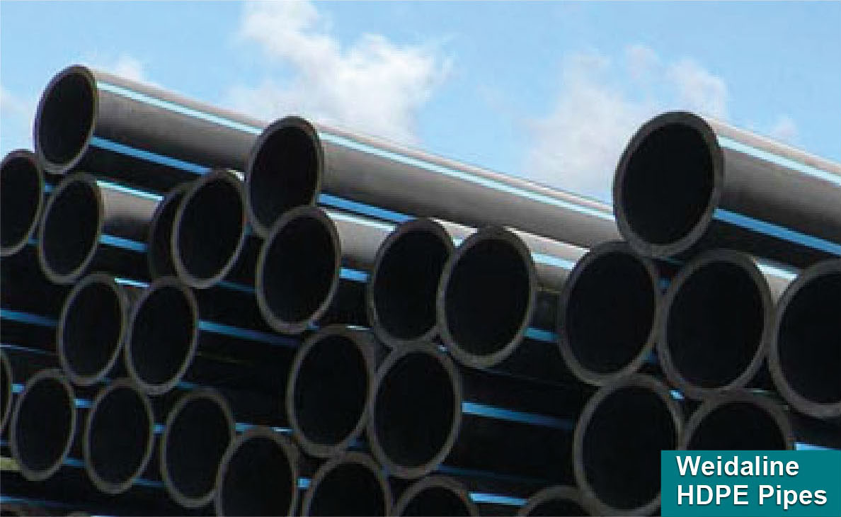 Weidaline HDPE Pipes