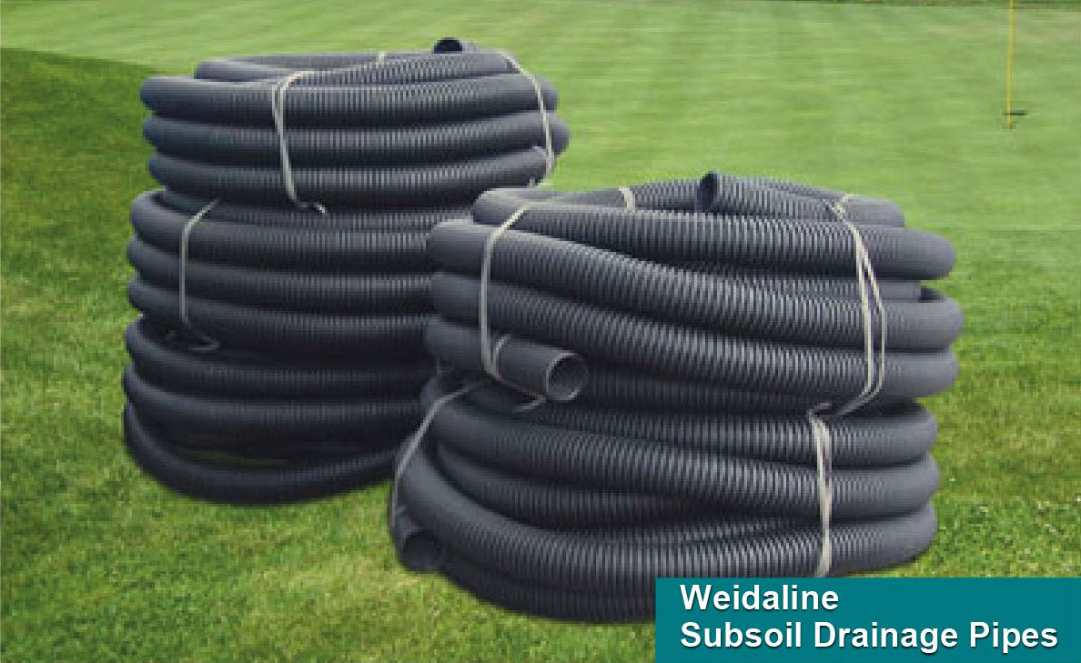 Weidaline Subsoil Drainage Pipes