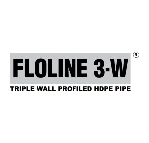 Floline 3 W 174 Triple Wall Profiled Drainage Pipe Network Wii