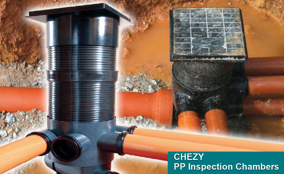 CHEZY PP Inspection Chambers