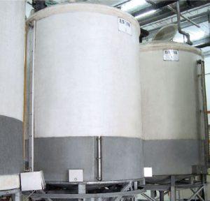 Polychem 174 Polyethylene Chemical Tank Wii