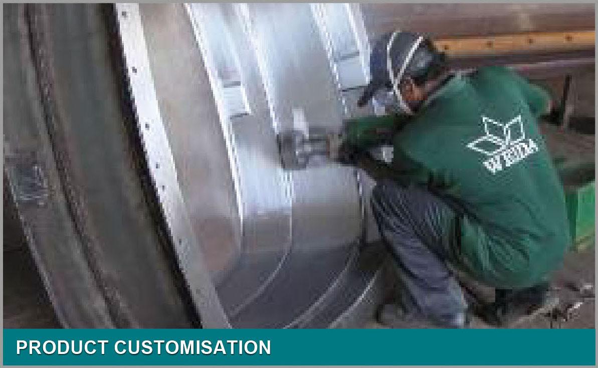 Product Customisation