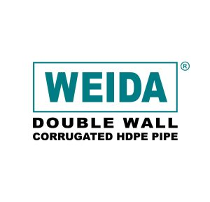 WEIDA® Double Wall Corrugated HDPE Pipe and Fittings – WII