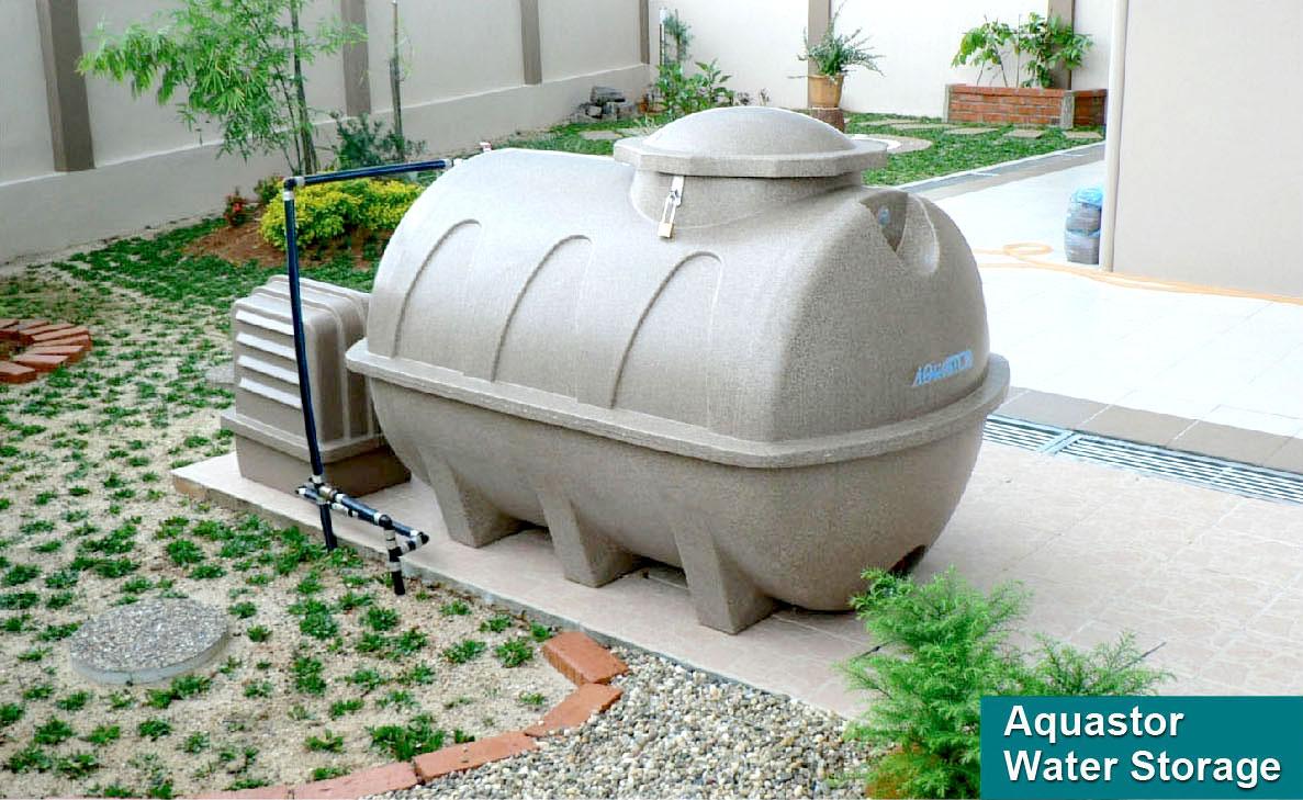 AQUASTOR Premium Polyethylene Water Tank