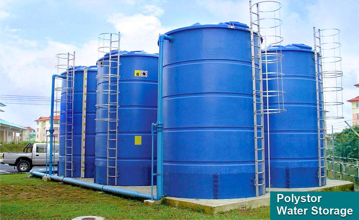 POLYSTOR® Polyethylene (PE) Tank