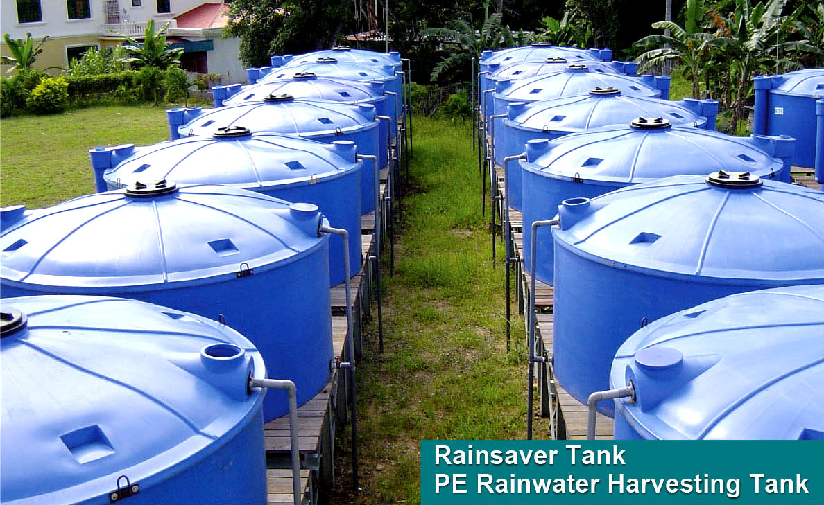 RAINSAVER® Rural Rainwater Harvesting System