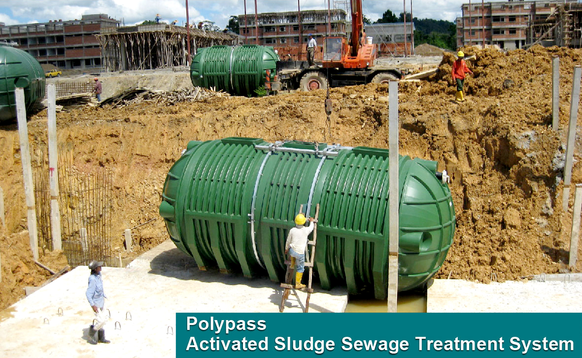 POLYPASS® Packaged Activated Sludge System