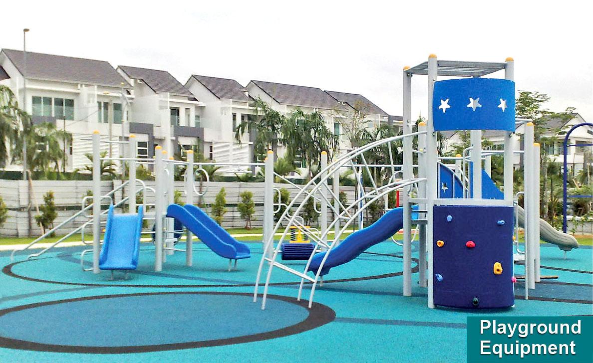 Children Playground Systems