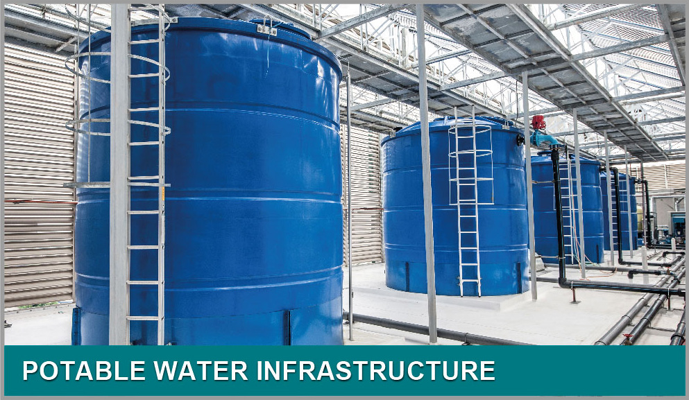 Potable Water Infrastructure