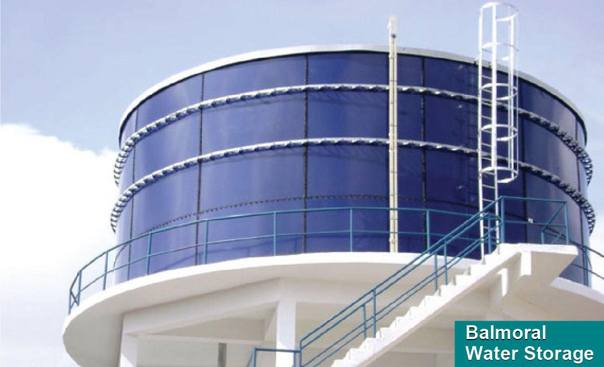 BALMORAL efusion® Epoxy Steel Tank